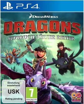 DreamWorks Dragons: Aufbruch neuer Ritter (PS4)