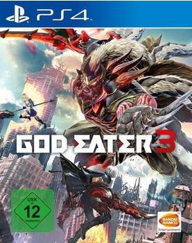 BANDAI God Eater 3 (PlayStation 4)