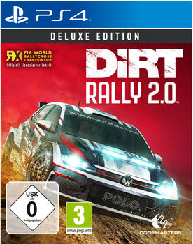 DiRT Rally 2.0: Deluxe Edition (PS4)