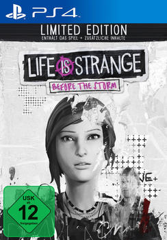 Square Enix Life is Strange: Before the Storm - Limited Edition (PEGI) (PS4)