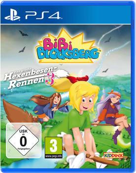 Bibi Blocksberg: Das große Hexenbesen-Rennen 3 (PS4)