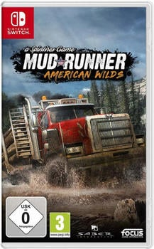 MudRunner: a Spintires Game - American Wilds Edition (Switch)