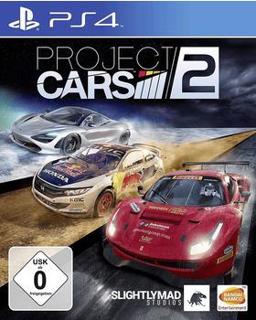 Bandai Namco Entertainment Project Cars 2 PS4 USK: 0