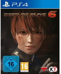 Koei Tecmo Dead or Alive 6 (PlayStation 4)