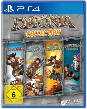 Deponia: Collection (PS4)