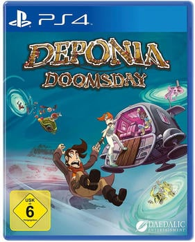 Deponia: Doomsday (PS4)