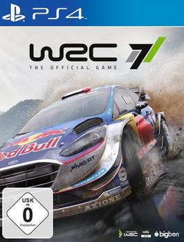 Ak tronic WRC 7
