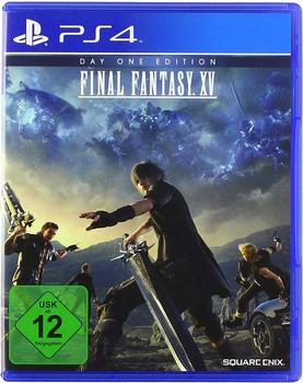Square Enix Final Fantasy XV - Day One Edition (USK) (PS4)