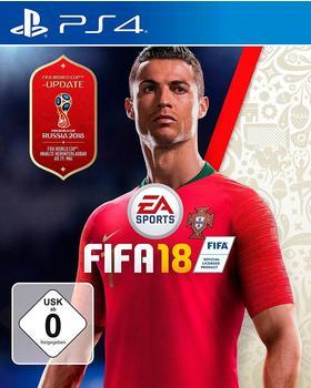 Electronic Arts Fifa 18 PS4 USK: 0