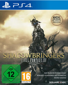 Final Fantasy XIV: Shadowbringers (Add-On) (PS4)