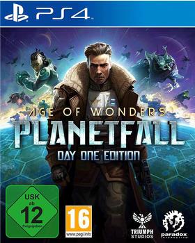 KOCH Media Age of Wonders: Planetfall Day One Edition (PlayStation 4)