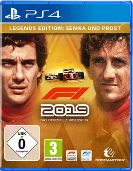 F1 2019: Legends Edition (PS4)