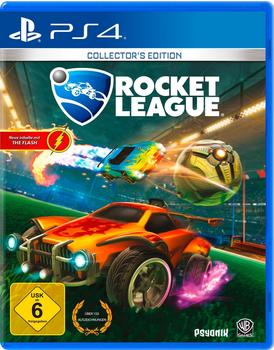 Warner Rocket League Collectors Edition PS4 USK: 6