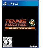 Bigben Interactive Tennis World Tour - Roland-Garros Edition PlayStation 4