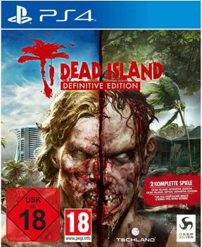 KOCH Media Dead Island Definitive Edition Collection PlayStation 4)