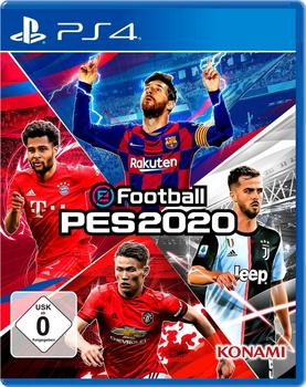 eFootball PES 2020 (Pro Evolution Soccer 2020) (PS4)