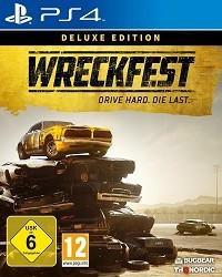 Wreckfest: Deluxe Edition (PS4)