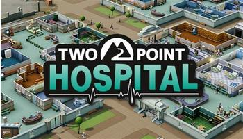 Sega Two Point Hospital (Download) (USK) (PS4)