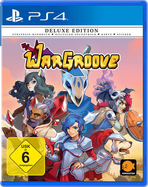 keine Angabe WarGroove: Deluxe Edition PS4