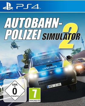 Autobahnpolizei-Simulator 2 (PS4)