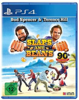 Bud Spencer & Terence Hill: Slaps And Beans - Anniversary Edition (PS4)