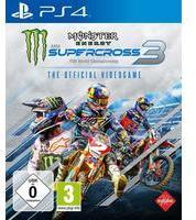 KOCH Media Monster Energy Supercross - The Official Videogame 3 PlayStation 4