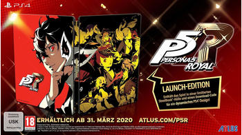 Persona 5: Royal - Launch-Edition (PS4)