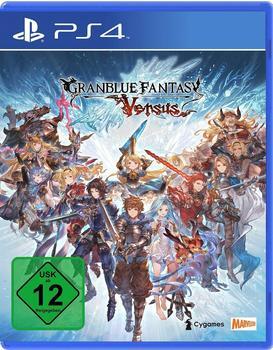 Diverser Granblue Fantasy: Versus (USK) (PS4)