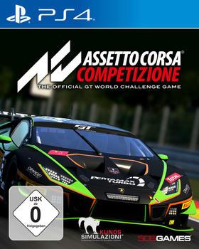 505 Games Assetto Corsa Competizione (USK) (PS4)