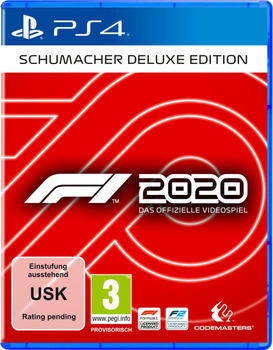 F1 2020: Schumacher Deluxe Edition (PS4)