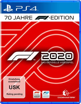 F1 2020: 70 Jahre F1 Edition (PS4)