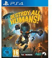THQ Destroy All Humans! (USK) (PS4)