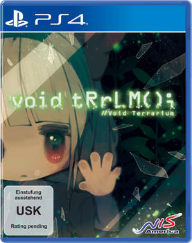 void tRrLM //Void Terrarium: Limited Ediiton (PS4)