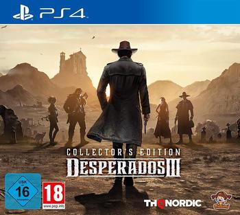 Desperados 3: Collector's Edition (PS4)