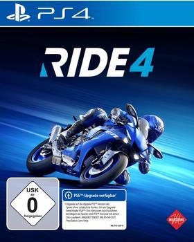 Milestone RIDE 4 (USK) (PS4)