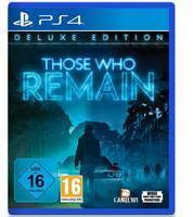 KOCH Media Those Who Remain Deluxe (PlayStation 4)