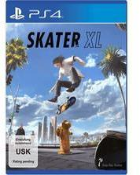 EASY DAY STUDIOS Skater XL (PlayStation 4)