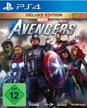 Marvel's Avengers: Deluxe Edition (PS4)