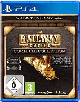 Kalypso Railway Empire - Complete Collection (USK) (PS4)