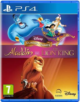 Disney Classic Games: Aladdin + The Lion King (Switch)