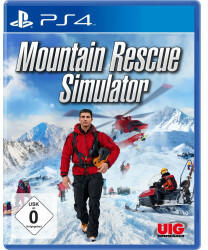 UIG Mountain Rescue Simulator - PS4