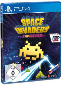 Space Invaders: Forever (PS4)