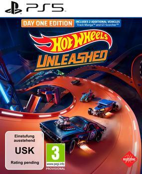 Milestone Hot Wheels Unleashed Day One Edition PS4 USK: Einstufung ausstehend