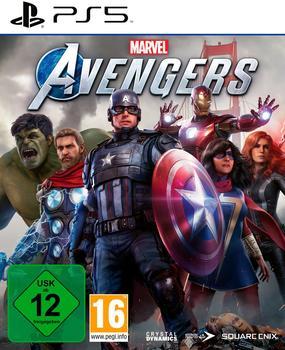 Square Enix Marvels Avengers PlayStation 5