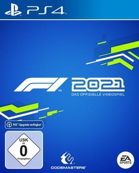 Codemasters F1 2021 (PlayStation 4)