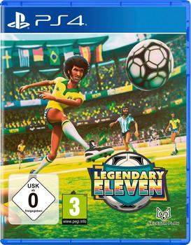 SELECTA PLAY Legendary Eleven [PlayStation 4]