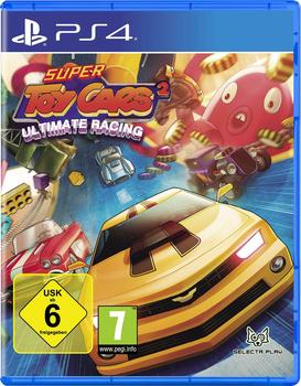 SELECTA PLAY Super Toy Cars 2 - Ultimate Racing (Playstation4)