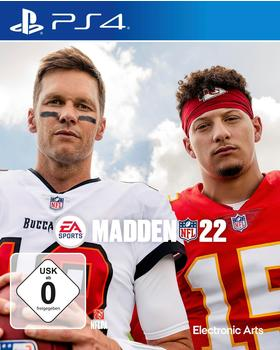 Electronic Arts Madden NFL 22 (PlayStation 4)