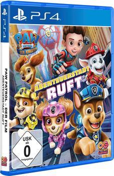 Outright Games PAW Patrol: Der Kinofilm - Abenteuerstadt ruft (PlayStation 4)