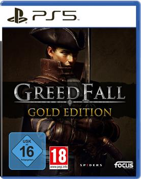 Focus Home Interactive GreedFall Gold Edition PlayStation 5